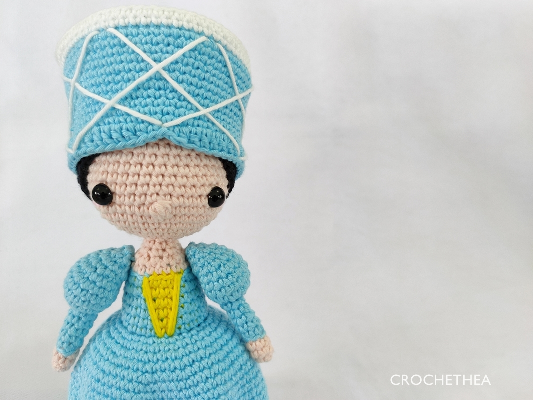 Queen of Fairies Amigurumi