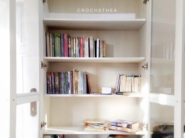 Lemari Benang dan Buku