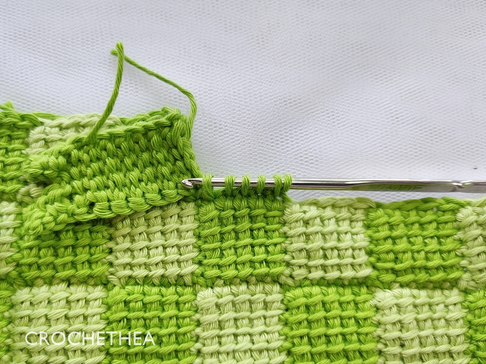 bottom decoration amigurumi ketupat